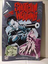 Shotgun Wedding #1 -  William Harms - Edward Pun - Image Comic - Top Cow - 2014