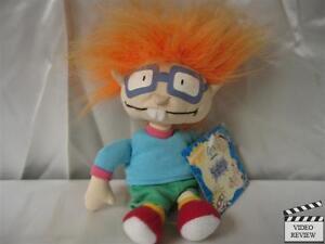 Chuckie - Rugrats mini beanbag doll; Applause NEW