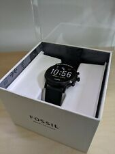 Fossil Gen 5 Carlyle Stainless Steel Touchscreen Smartwatch + Extra Strap