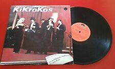70s French Disco KIKROKOS **Shylock Gums And Dr. Weitson** 1979 LP Venezuela