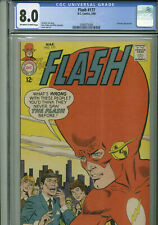 Flash #177 - March, 1968 - CGC 8.0 (Trickster appearance)