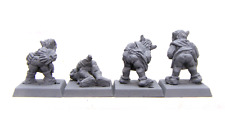 Goblins of the World, GoW2003 Braveheart goblins Showing arses , Warhammer, AoS