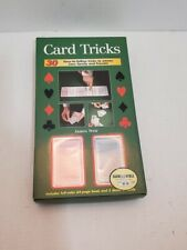 Card Trick Magician Slight of Hand Deck Spade Diamonds Heart Clubs Game Magic