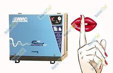COMPRESSORE SILENZIATO A CINGHIA ABAC B5900 LN T5,5 SU BASE 5,5 HP 4 Kw 570l/min