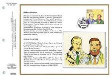 Belgique CEF 612 / 498 - COB 2428 Blake et Mortimer 9100 Sint-Niklaas