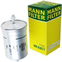 Original MANN-FILTER Kraftstofffilter WK 830/7 Fuel Filter