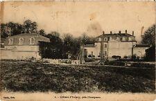 CPA   Cháteau d'Aulnoy, prés Champeaux  (436125)