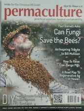 Permaculture Winter 2016 Can Fungi Save The Bees Free Range Pig FREE SHIPPING sb