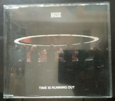 Muse – Time Is Running Out CD Maxi-Single, Enhanced Germany 2003