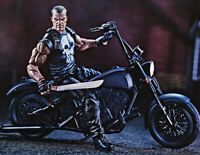 "Marvel Legends Ultimate Riders 6"" The Punisher Bike Chopper"