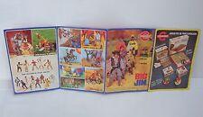 Catalogue jouets anciens Congost 1975 Big Jim Famille Feliz
