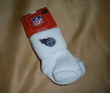 Tennessee Titan's Baby Bootie ~ Size 6-12
