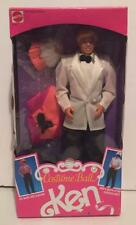 Barbie 1990 Costume Ball Ken Blonde #7154 NIB