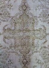 Delightful Distressed - 1900s Antique Keysari Rug -Turkish Carpet - 7 x 10.4 ft.