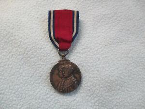 Silver 1935 Jubilee Medal 1910 - 1935