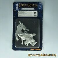 Metal King Aragon Blister - Warhammer / Lord of the Rings AAA91