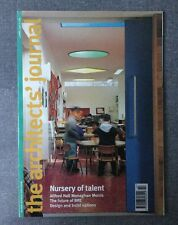 Architects Journal 4 Apr 96 St Mary's JMI School, Monaghan Morris, Mothers Day