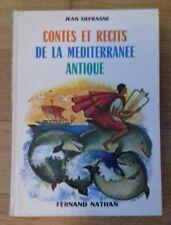 CONTES ET RÉCITS DE LA MÉDITERRANÉE ANTIQUE - 1983 - TTBE
