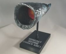 Star Trek Doomsday Machine Light-Up Custom Model with stand and LED lights