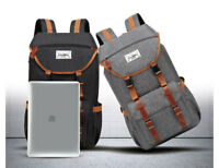 """15.4""""15.6""""17.3"""" Laptop Carry Pouch Backpack Casual Rucksack Bag For Macbook Asus"""