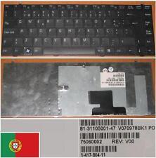 Clavier Qwerty PO Portugais SONY VAIO VGN-FZ Series V070978BK1 81-31105001-47