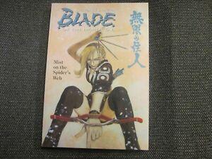 Blade of the Immortal volume 27 Mist Spiders Web Hiroaki Samura Dark Horse Manga