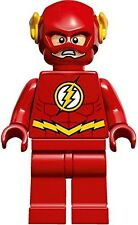 Dc Universe The Flash With Speed Force Lightning Mini Figure - Fits Lego