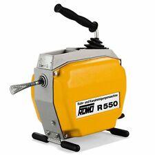 ROWO R550 Rohrreinigungsmaschine kompatibel zu ROTHENBERGER®