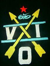 NIKE 6.0 VI X EXTREME SPORTS SB MX T-Shirt Training Top Jersey SZ WOMENS L RARE