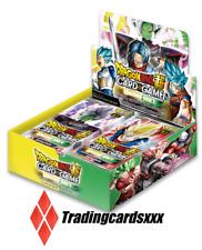 ♦Dragon Ball Super Card Game♦ Boite de 24 Boosters Serie 2 : Union Force - VF