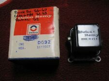 NOS 62 63 Oldsmobile Olds Pontiac Buick Delco Voltage Regulator 1119507 D632