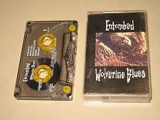 ENTOMBED - Wolverine Blues - MC Cassette tape 1993/2270