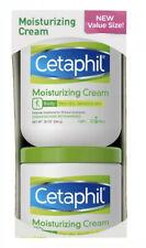 Cetaphil Moisturizing Cream Fragrance Free Non-Greasy 2 Pack/20 oz NEW TTL 40oz