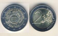 """2 euros conmemorativa 2012 Alemania euro-dinero en efectivo """"f"""""""
