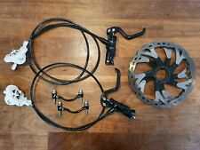 Kit Freins VTT FORMULA RX + Disques Center Lock 180mm