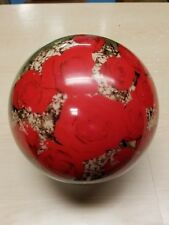 RED ROSE BOUQUET BOWLING BALL- NEW IN BOX 14LBS