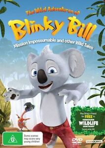 The Wild Adventures Of Blinky Bill - Mission Impossumable And Other Wild Tale...
