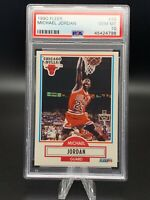 "1990 Fleer MICHAEL JORDAN #26 Chicago Bulls  PSA 10 GEM MINT ""Flawless"""