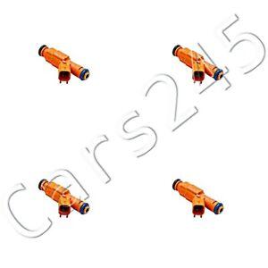 OEM MARELLI 4x Pcs Fuel Injectors For FORD MAZDA VOLVO C-Max Focus 1355925