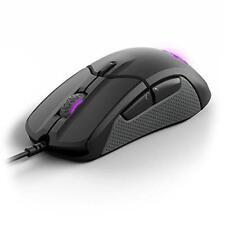 SteelSeries 62433 Rival 310 Gaming Mouse - 12,000 CPI TrueMove3 Optical Sensor
