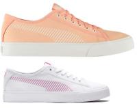 Puma Bari Damen Turnschuhe Laufschuhe Sneakers Sportschuhe Canvas 8004
