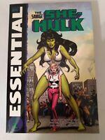 Marvel Comics - Essential The Savage She-Hulk Trade Paperback