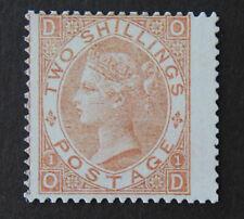 GB QV 1880 2/-, With Margin, SG 121, COPY / REPLICA