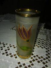 schönes Jugendstil Glas