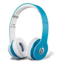 Beats by Dre Solo HD Hellblau OverEar Kopfhörer Fernbedienung für Apple iPhone