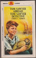 Tom Sawyer Abroad & Detective, Samuel L Clemens (Mark Twain)