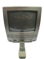 """New listing Emerson Ewc13D4 13"""" Tv Dvd Combo w/ Remote Control Gaming"""