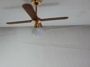 Heidi Ott Dollhouse Miniature Light 1:12 Scale Ceiling Lamp #YL4020