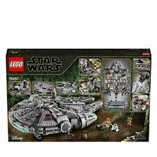 75257 LEGO STAR WARS MILLENNIUM FALCON  NUOVO ORIGNALE