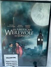 An American Werewolf in London Dvd David Naughton, Jenny Agutter, Griffin Dunne